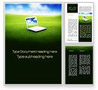Technology, Science & Computers: Ökologie computer Word Vorlage #10166