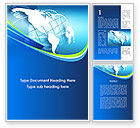 Global: Company Presentation Word Template #10183