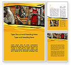 Utilities/Industrial: Tool Kit Word Template #10191