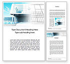 Careers/Industry: Design konzept Word Vorlage #10371