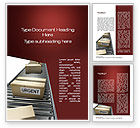 Careers/Industry: Urgent Delivery Word Template #10394