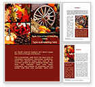 Holiday/Special Occasion: Lammas Word Template' #10405