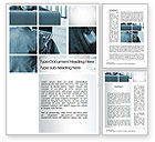 Business Concepts: Stay in Touch with Office Word Template #10457