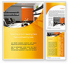 Careers/Industry: Home Interior Design Word Template #10472
