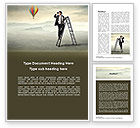 Business Concepts: Business Opportunities Word Template #10520