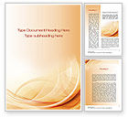 Abstract/Textures: Abstraction in a Sand Color Word Template #10686