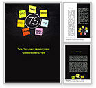 Business Concepts: 7S Model Word Template #10733