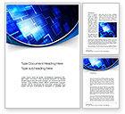 Business: Marketing Plan Word Template #10750