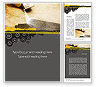 Careers/Industry: Pressure Washing Word Template #10769