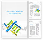 Careers/Industry: Internet Marketing Services Word Template #10825