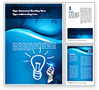 Business Concepts: Idea Generation Word Template #10839