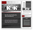 People: Mediation Word Template #10843