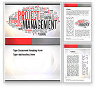 Education & Training: Ingredients of Project Management Word Template #10844