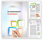 Careers/Industry: Content Creation Word Template #10856