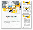 Financial/Accounting: Successful Financial Management Word Template #10877