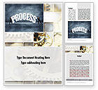 Careers/Industry: Process Management Word Template #10907