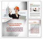 Careers/Industry: Innovative technologie in der architektur Word Vorlage #10912