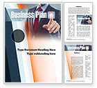Business Concepts: Plan and Launch Word Template #10933