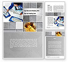 Financial/Accounting: Accounting Services Word Template #10959
