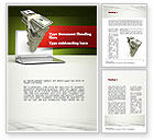 Financial/Accounting: IT Investments Word Template #10973