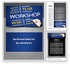 Education & Training: Coaches Workshop Word Template #10976