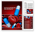 Medical: Medicine in Blood Word Template #11031