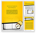 Education & Training: Ancient Logbook Word Template #11085