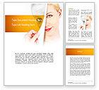 Careers/Industry: Skin Renewal Word Template #11112