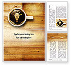 Business Concepts: Creative Idea Word Template #11142