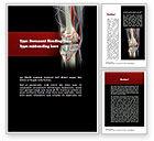 Medical: Knee Word Template #11160