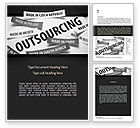 Business Concepts: Race to the Bottom Word Template #11227