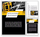 Legal: School Bus Accident Word Template #11229