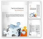 Business Concepts: Timing is Everything Word Template #11242
