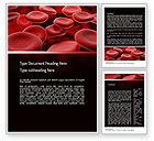 Medical: RBC Cells Word Template #11247