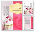 Holiday/Special Occasion: Happy Sweetest Day Word Template #11317