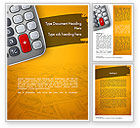Financial/Accounting: Personal Finance Word Template #11342