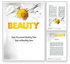 Nature & Environment: Beauty Theme Word Template #11410