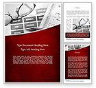 Technology, Science & Computers: Modèle Word de planification du site web #11442