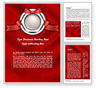 Holiday/Special Occasion: Celebratory Word Template #11443