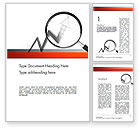 Financial/Accounting: Trends Analysis Word Template #11455