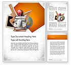 Education & Training: School Curriculum Word Template #11511