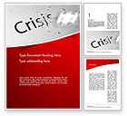 Business Concepts: Erasing Crisis Word Template #11516