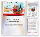 Medical: Modèle Word de santé du rein #11595