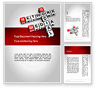 Careers/Industry: Social Media Network Crossword Word Template #11658