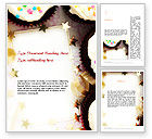 Holiday/Special Occasion: Birthday Invitation Word Template #11709