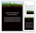 Agriculture and Animals: Soil Acidity Word Template #11727