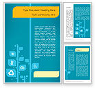 Nature & Environment: Ecology Tree Word Template #11746