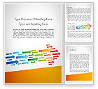 Business Concepts: Forward Concept Word Template #11762