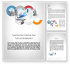 Business: Corporate Presentation Word Template #11781