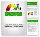 Education & Training: Poor-Rich Word Template #11799